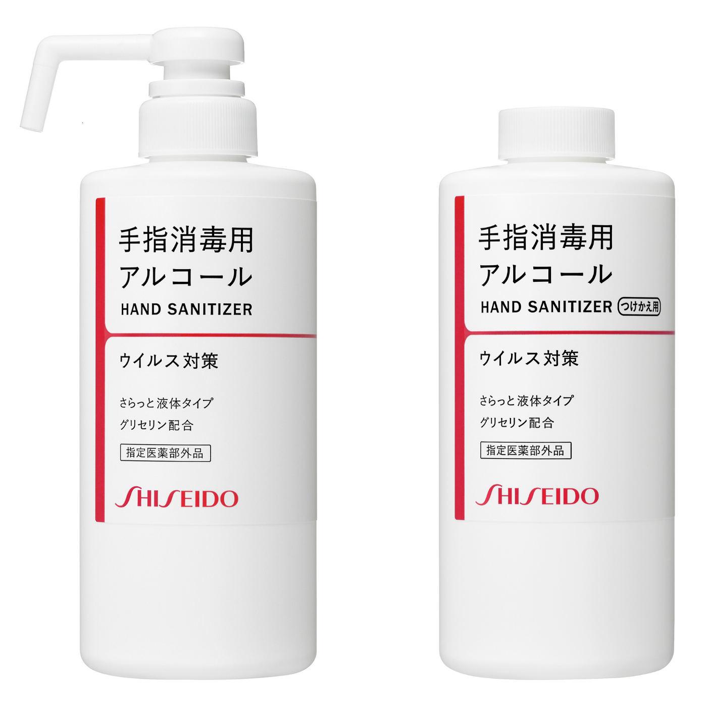 Shiseido shodokueki