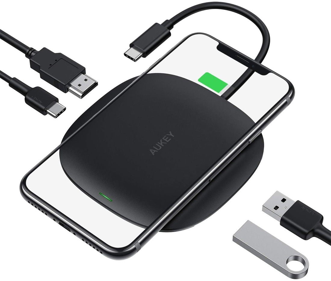 Aukey battery charger 01