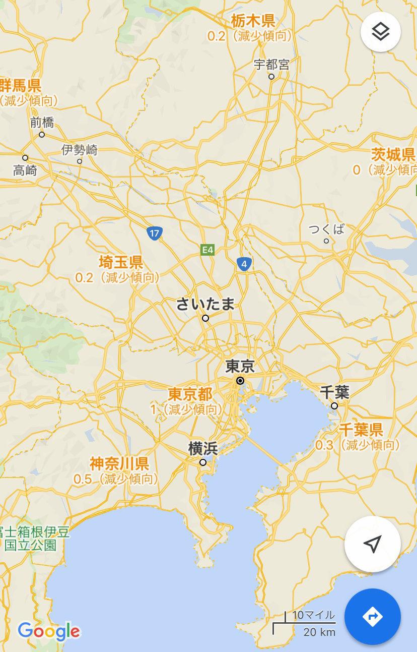 GoogleMaps COVID 19 01