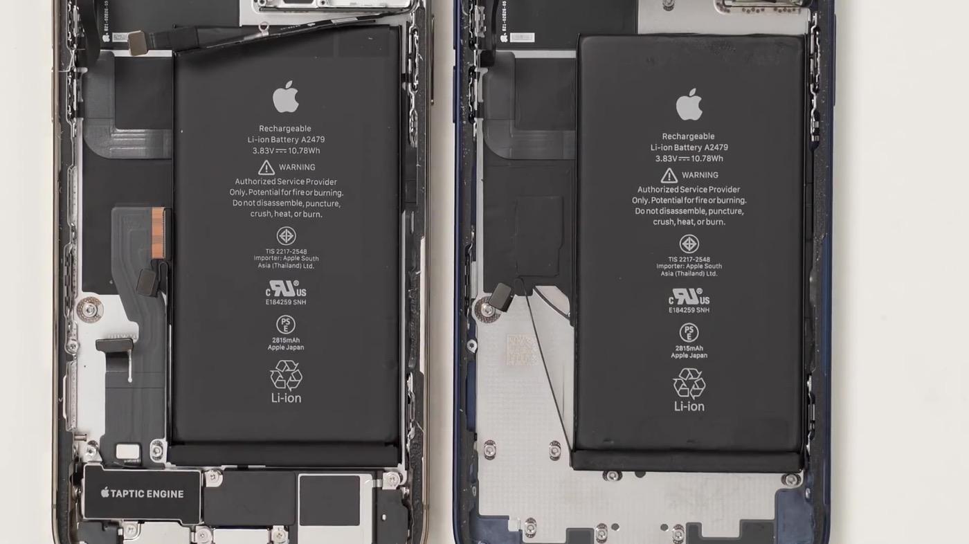 IPhone12 iPhone12Pro comparison 04