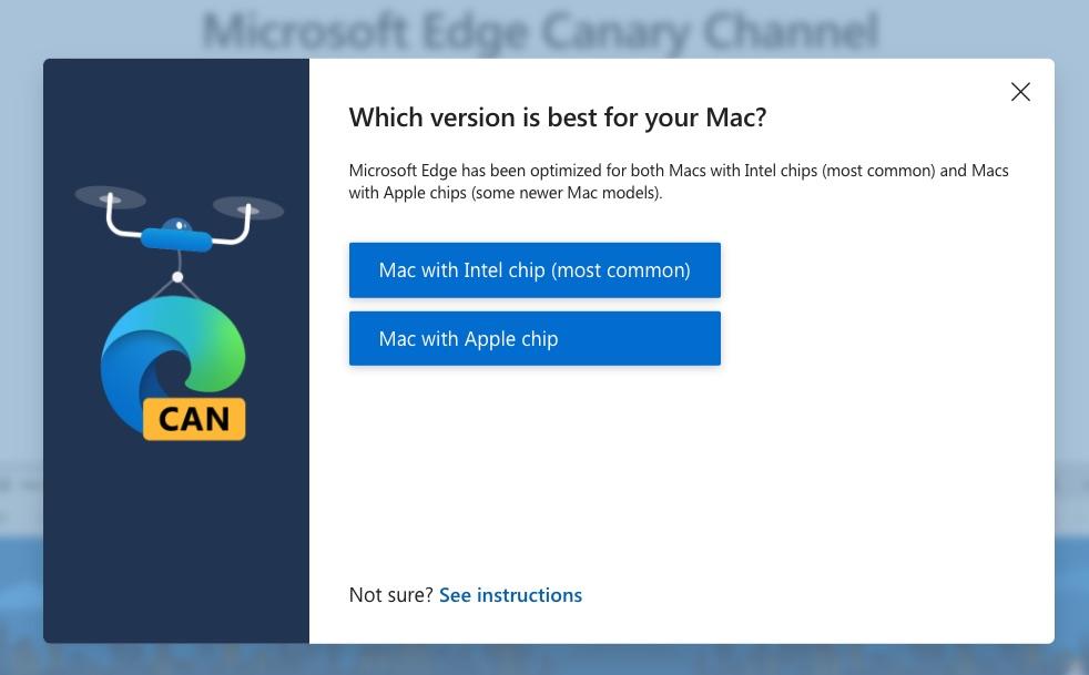 Edge Canary AppleSiliconARM 01