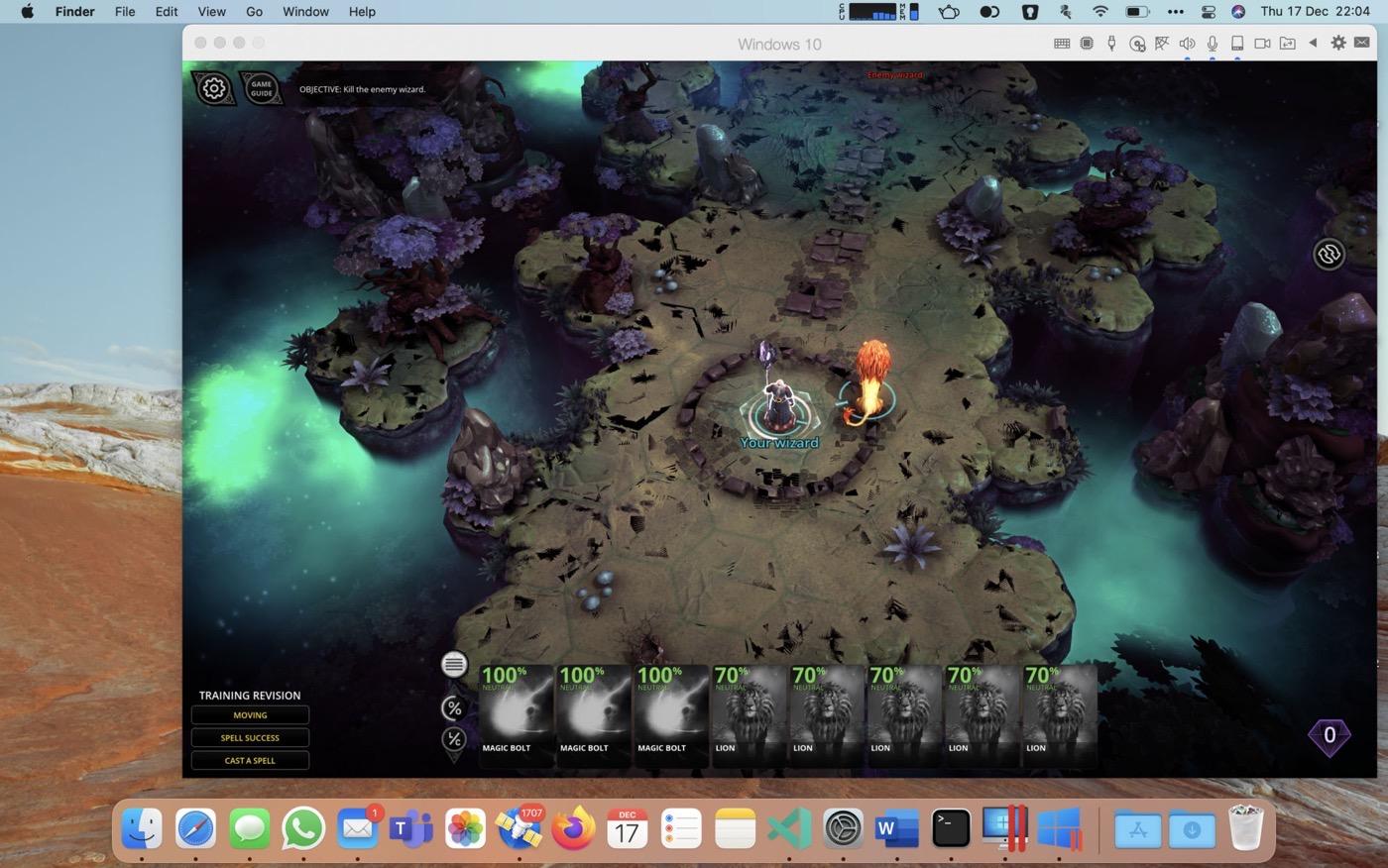 ParallelsDesktop16 M1Mac Win10ARM 04