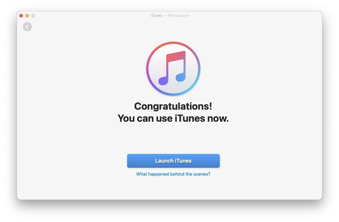 MacOSBigSur iTunesinstall 02