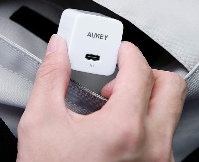 Aukey 20WUSB CadapterPA Y20S 01