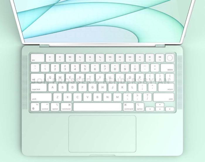 2021 New MacBookAir 01