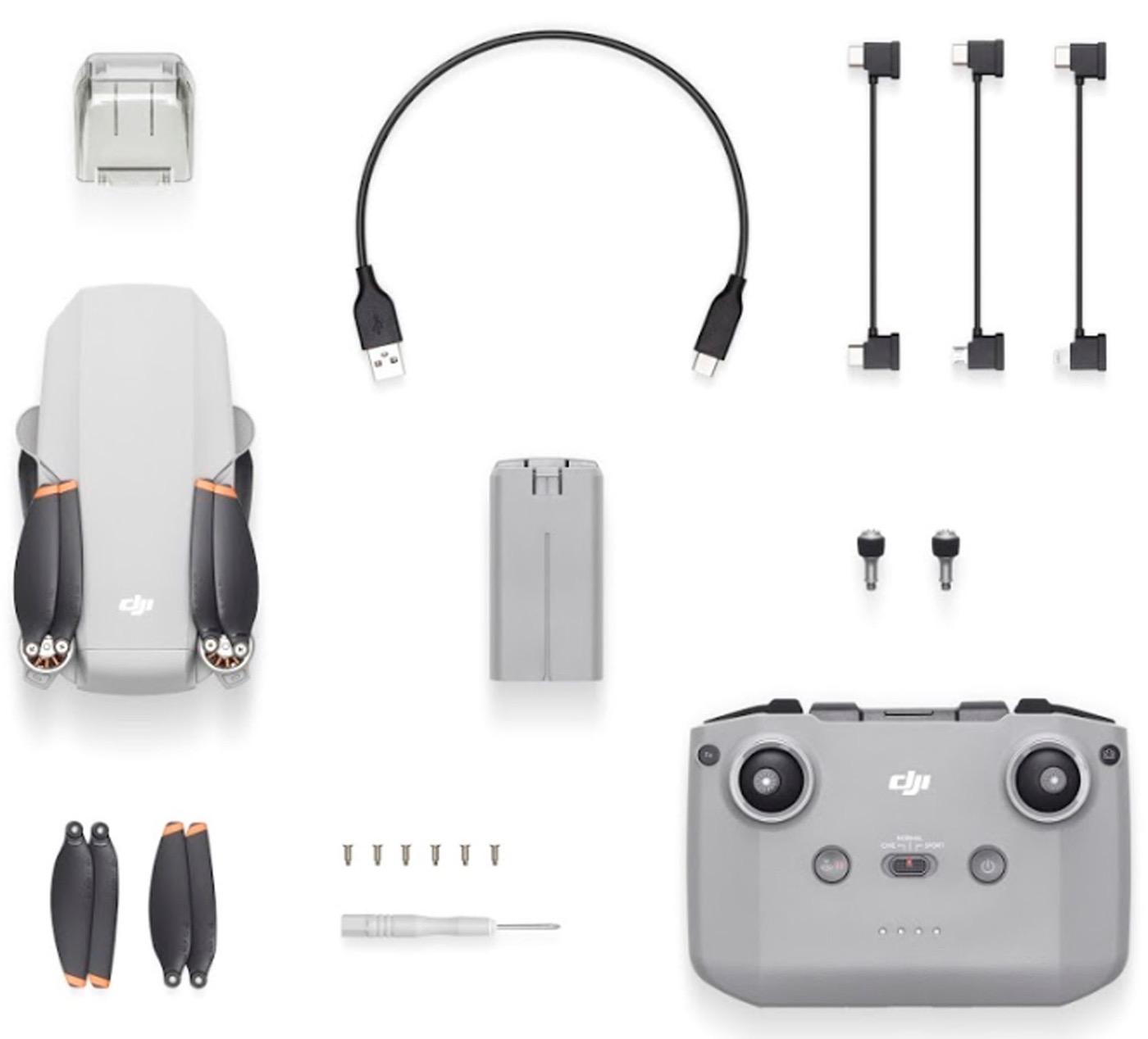 DJI MiniSE Drone 01