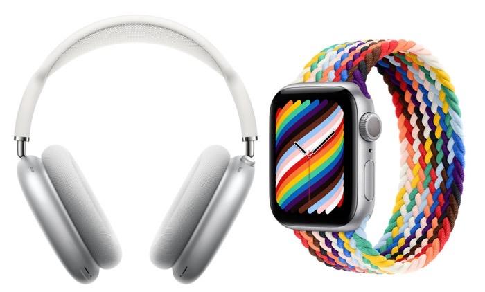 Airpodsmax losslessupdate applewatch7