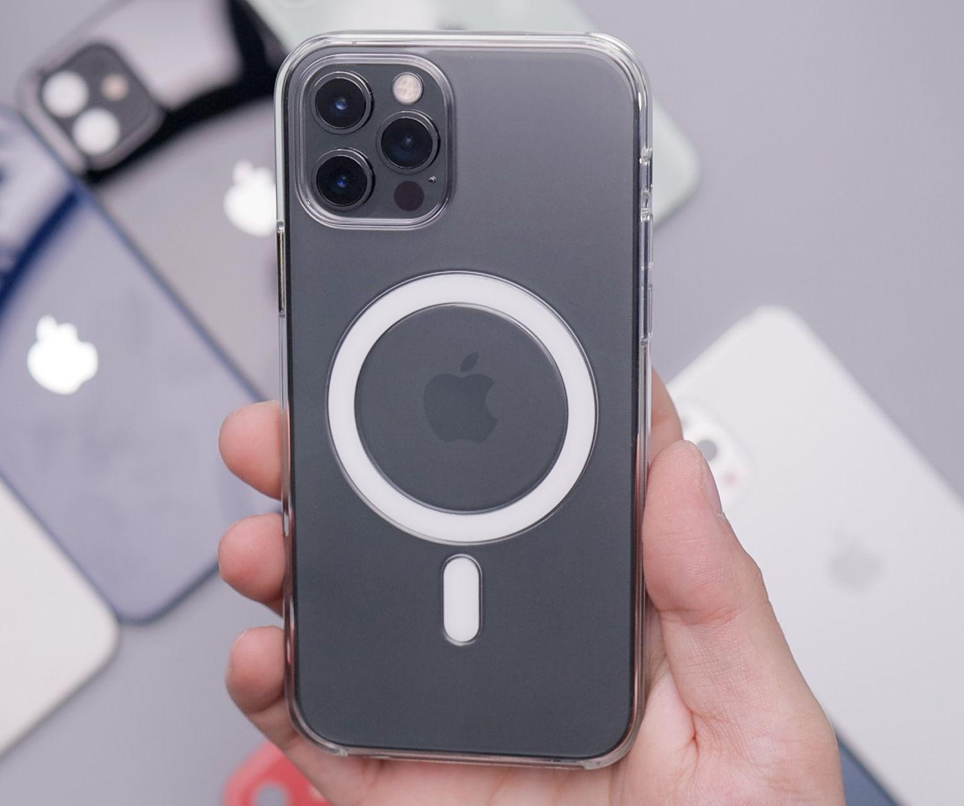 IPhone13 magsafe largercoil