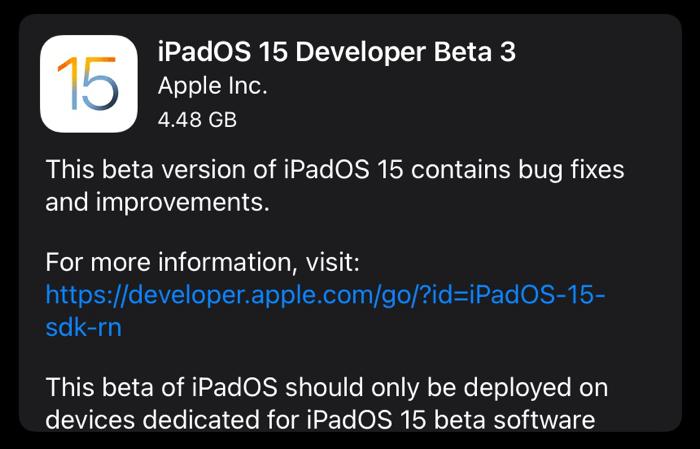 IOS15 iPadOS15 500MB 02