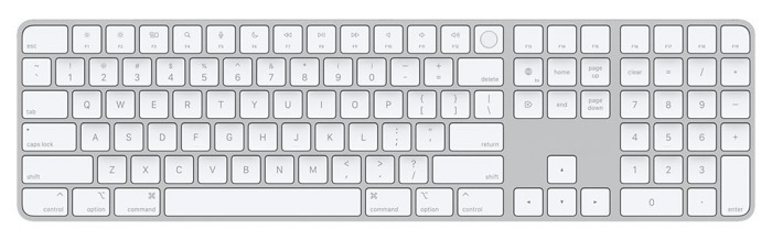Apple MagicKeyboard TouchID 01