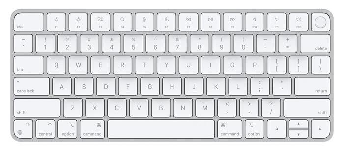 Apple MagicKeyboard TouchID 02