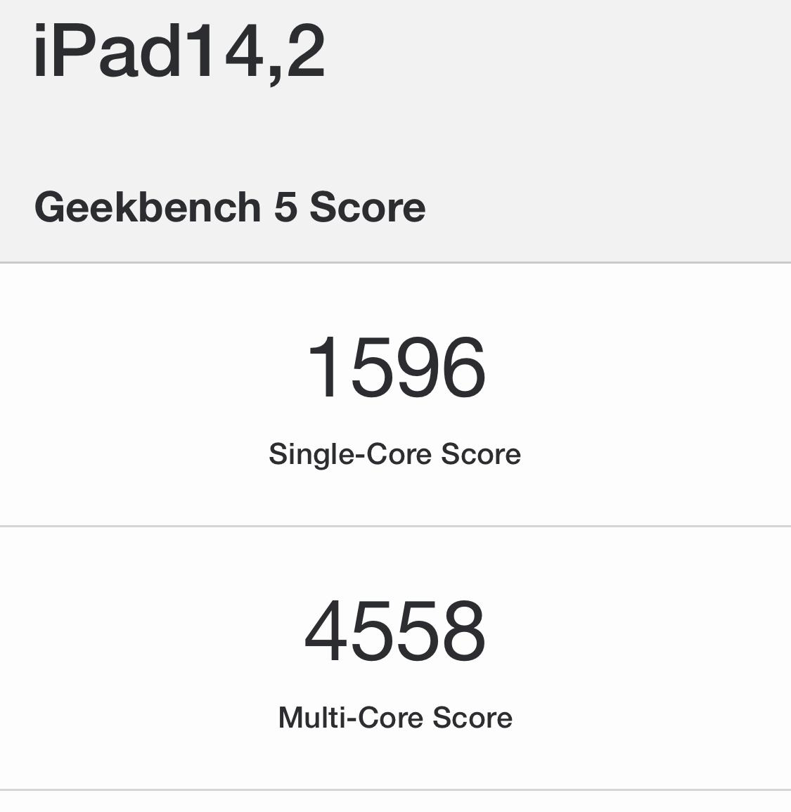 A15Bionic benchtest 04