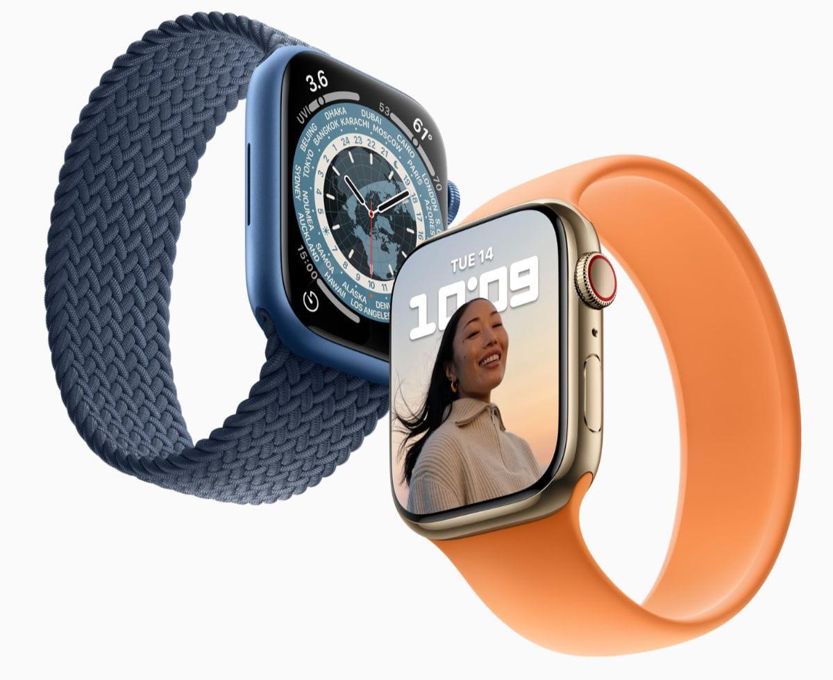 Applewatchseries7 preorderstart